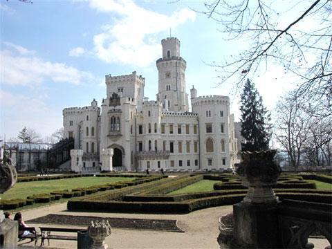 Замки в Чехии