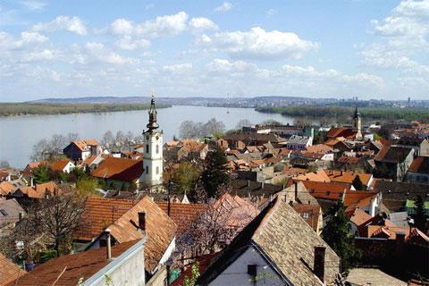 Красоты и достопримечательности Сербии