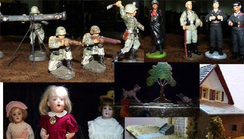 Музей игрушек в городе Нови Сад, Сербия