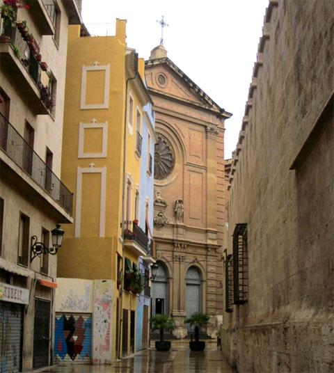 Валенсия - старый город