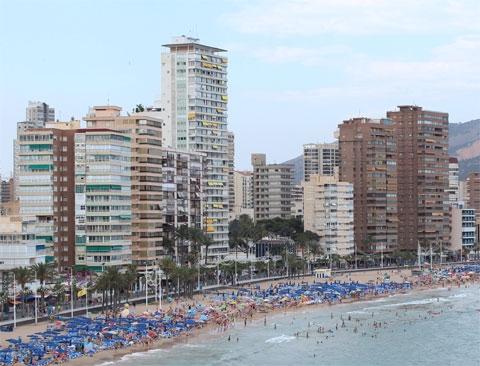 Купить квартиру в бенидорм испания достопримечательности