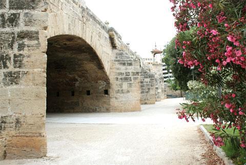 Старое русло реки Турия в Валенсии