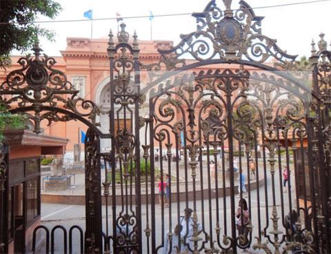 Национальный музей Египта в Каире