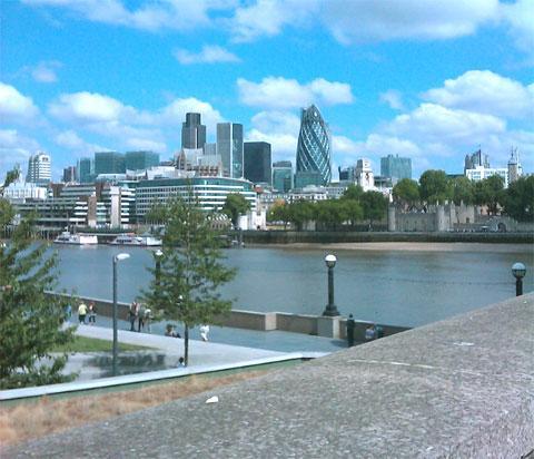 Лондон - столица джентельменов