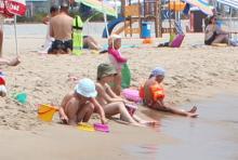 В отпуске с маленькими детьми