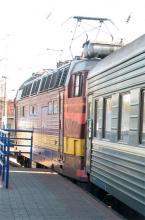 Поезд до Симферополя