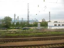 Дорога в Крым: вид из окна поезда