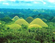 Остров Бохол, Филиппины