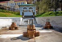 Марианские Лазни - курорт в Чехии