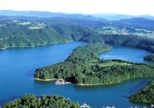 Мазурские озёра в Польше