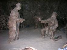 Фантастический подземный мир соляных копей Велички