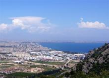 Анталия - курортный город в Турции