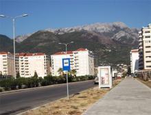 Город Бар в Черногории
