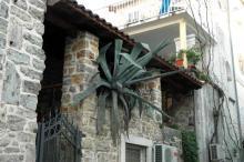 Городок Пераст в Черногории