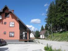 Поселок Жабляк - центр национального парка Дурмитор в Черногории