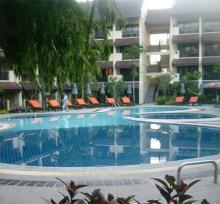 Отель 3* Splendid  в Джомтьене, Паттайя, Таиланд