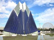 Город наук и искусств в Валенсии