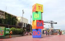 Парк аттракционов Тибидабо