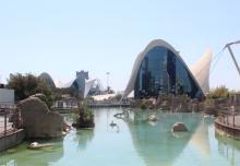 Океанариум города искусств и наук в Валенсии