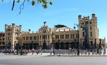 Вокзал Valencia Nord