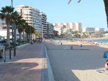 Пляж в Вильяхойсе