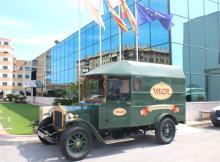 Шоколадная фабрика Valor в Вильяхойосе